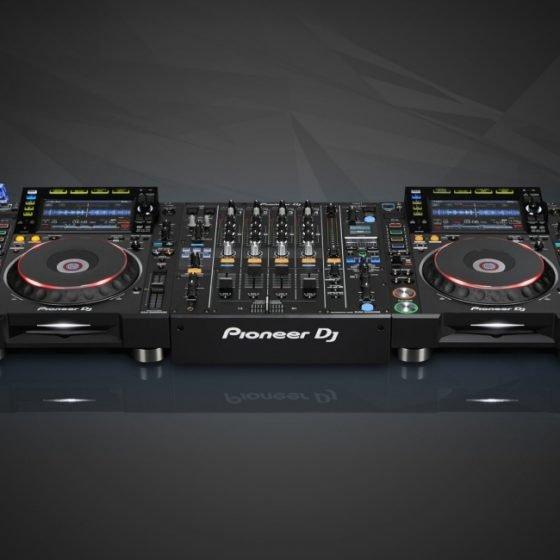 Pioneer DJ Set NXSLL