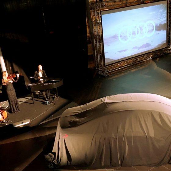 Presentación Audi